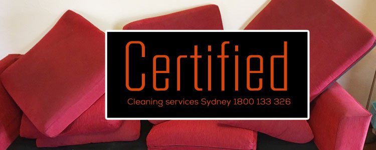 Upholstery Cleaning Harrington Park